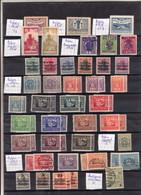 Gute Alte Sammlung Polen, - Sammlungen