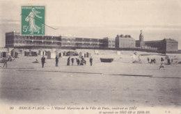 Berck Plage (62) - L'Hôpital Maritime De La Ville De Paris - France