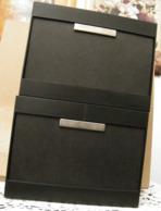 MONDOSORPRESA, N° 2 BOX KOBRA, SCHEDARIO FILATELICI  PER SCHEDE - Boites A Timbres