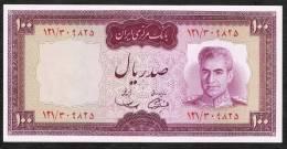 IRAN   P86a100 RIALS 1969   FIRST SIGNATURE  5a  UNC. - Iran