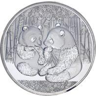 China. 30 Yuan. 2009. UNC. Panda - Chine