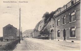 Hermalle-Mallieue - Grand'Route - 1913 - Edit. N. Laflotte, Bruxelles - Oupeye