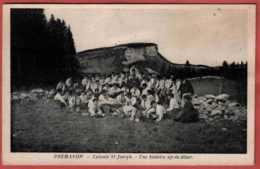 39 - B26673CPA - PREMANON - Colonie St Joseph - Une Histoire Après Diner - Très Bon état - JURA - France