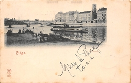¤¤  -   BELGIQUE   -  LIEGE   -   La Meuse    -  ¤¤ - Liege