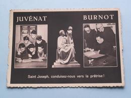Juvénat Du Sacré-Coeur Burnot-Rivière ( Thill ) Anno 19?? ( Zie Foto Voor Details ) ! - Profondeville