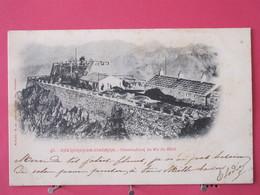 65 - Bagnères De Bigorre - Observatoire Du Pic Du Midi - Précurseur 1903 - Scans Recto Verso - Bagneres De Bigorre