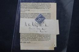 FRANCE - Type Sage 1 Ct Sur Bande Journal ( Avec Journal ) Pour Granville - L 22880 - 1877-1920: Période Semi Moderne