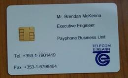 IRELAND - RARE Personalised SIM Card - Ireland