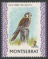 Montserrat. 1970 Birds. 2c MH. SG 243 - Montserrat