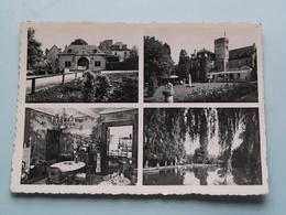 Villégiature ASTENET / Château THOR - Tél Hergenrath 37 ( Lander ) Anno 19?? ( Zie Foto Voor Details ) ! - Eupen