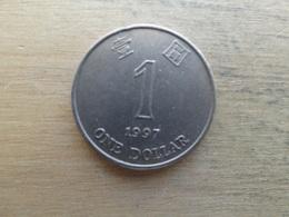 Hong Kong  1  Dollar  1997  Km 69 A - Hong Kong