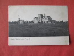 Bradley Polytechnic Institute - Illinois > Peoria   Ref 3162 - Peoria