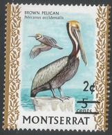 Montserrat. 1976 Surcharge. 2c On 5c MH. SG 368 - Montserrat