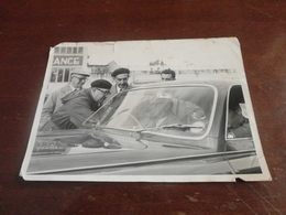 FOTO CON PERSONAGGI TARGA FLORIO - Automobili