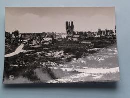 IEPER - YPRES - YPER / Puinen Ruines Ruïne ( Photo Daniel ) Anno 19?? ( Zie Foto Voor Details ) ! - Guerre 1914-18