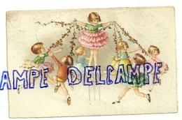 Enfants Qui Dansent. Ronde Et Guirlande De Fleurs. 1929. Begro Série - Illustrateurs & Photographes
