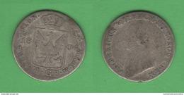 Borussia 4 Groschen 1804 German States Fridericus WILHELM III - Piccole Monete & Altre Suddivisioni