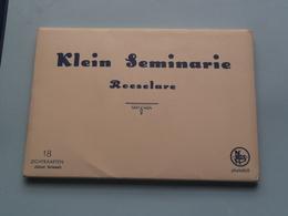 KLEIN Seminarie ROESELARE ( Thill - 18 Zichtkaarten Groot Formaat ) Anno 19?? ( Zie Foto Voor Details ) ! - Roeselare