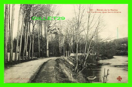 LA VARENNES (94) - QUAI SAINT-HILAIRE - - Creteil