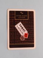 TABAC After Shave Lotion - JOKER ( Zie Foto's Voor En Achter ) ! - Cartes à Jouer Classiques