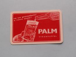 PALM Steenhuffel - JOKER ( Zie Foto's Voor En Achter ) ! - Playing Cards (classic)