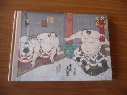 Giappone - Libretto Serie Sport - Sumo (m219) - Francobolli