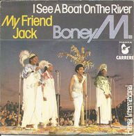 Boney M - I See A Boat On The River - 45T - Vinyl Records