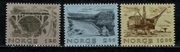 Norge 1979  Yv. 758/60**, Fa 832/34**, Mi 803/05**,  MNH  Cat. Yv. € 6,50 - Norway
