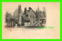 VERSAILLES (78) - PARC DU PETIT TRIANON, LA MAISON DU MEUNIER  - ND PHOT. - DOS NON DIVISÉ - - Versailles (Château)
