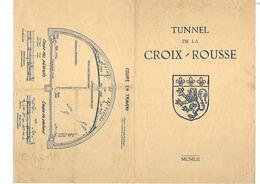 Tunnel De La Croix Rousse Lyon - Europe