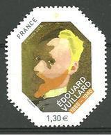 France 5237A  Edouard VUILLARD Du Bloc - France