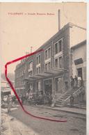 Villerupt - Grande Brasserie Bodson - Très Animé - 1913 - Edit. J. Gangloff - Altri Comuni
