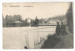 Watermael-Boitsfort La Pêcherie Carte Postale Ancienne Watermaal-Bosvoorde - Watermael-Boitsfort - Watermaal-Bosvoorde