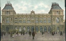 Bruxelles : La Gare Du Nord Et La Gare Du Midi - Spoorwegen, Stations