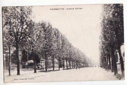 79  PIERREFITTE    Avenue Galliéni - Autres Communes