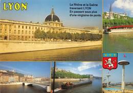 Lyon Plaisance Péniche Péniches Piscine Du Rhône - Lyon