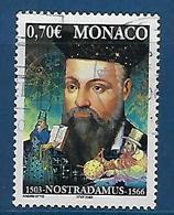 "Monaco YT 2406 "" Nostradamus "" 2003 Oblitéré - Monaco"