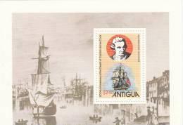 Antigua Hb 44 - Antigua And Barbuda (1981-...)