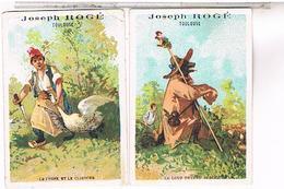 Chromos   LAINES JOSEPH  ROGE 15 RUE BOURSE TOULOUSE....CH47 - Autres