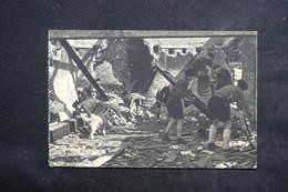 FRANCE - Carte Postale - Centre De Jeunesse - Restauration D'une Vielle Maison ( Période De Vichy ) - L 22901 - Patriotiques
