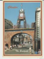 Postcard - Chester - The Eastgate - Card No..c14625 - Unused Very Good - Postcards