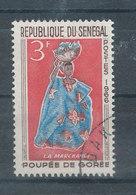 N° 268 Y&T -  Poupée De Gorée - Sénégal (1960-...)