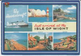 Postcard - Isle Of Wight - Six Views - Posted But Date Stamp Unreadable  Very Good - Postcards