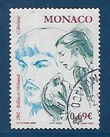 """Monaco YT 2360 """" Claude Debussy """" 2002 Oblitéré - Monaco"""