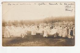 CARTE PHOTO - CANADA - FETE DU 3éme CENTENAIRE DU QUEBEC - 20 JUILLET 1908 - Other