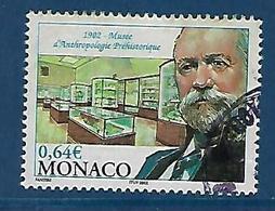 "Monaco YT 2338 "" Prince Albert 1er "" 2002 Oblitéré - Monaco"