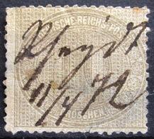ALLEMAGNE Empire                   N° 26  Aminci                     OBLITERATION PLUME (O.P) - Deutschland