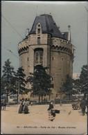 St Gilles : La Porte De Hal / 2 Cartes - St-Gillis - St-Gilles