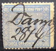 ALLEMAGNE Empire                   N° 27                     OBLITERATION PLUME (O.P) - Deutschland