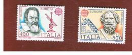 ITALIA - UN.1645.1646   - 1983  EUROPA (SERIE COMPLETA  DI  2)   - NUOVI **(MINT) - 1981-90:  Nuovi